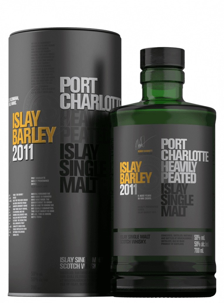 Bruichladdich Port Charlotte Islay Barley 2011 700ML