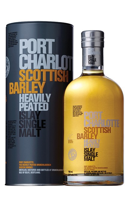 Bruichladdich Port Charlotte Scottish Barley 700ML