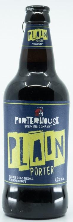 Porterhouse Plain Porter Case 12x 500ML