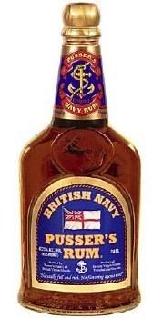 Pusser's Navy Rum 700ML