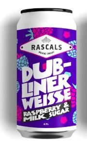 Rascal's Dubliner Weisse Can 440ML