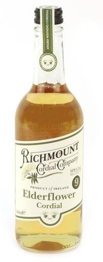 Richmount Elderflower Cordial 500ML