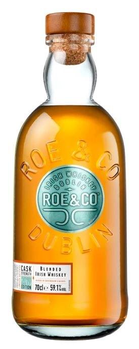 Roe & Co, Cask Strength 2019 700ML