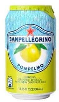 San Pellegrino Grapefruit Can 24x330ML
