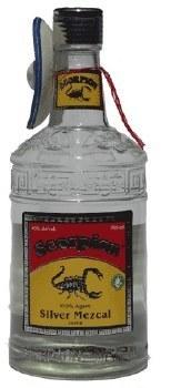 Scorpion Silver Mezcal 700ML