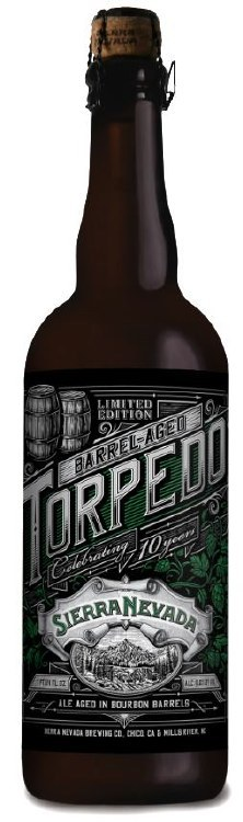 Sierra Nevada Barrell Aged Torpedo 700ML