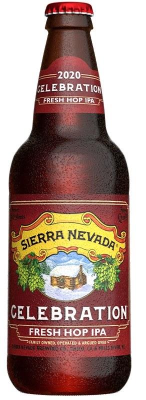 Sierra Nevada Celebration 2020 Case 24x355ML
