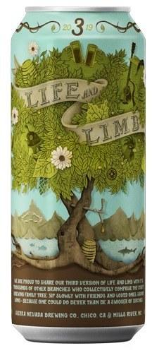 Sierra Nevada Life & Limb Can 473ML