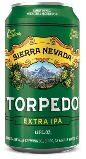 Sierra Nevada Torpedo Extra IPA Can 355ML