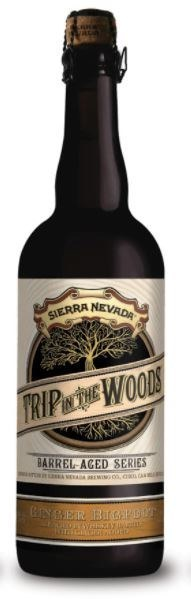 Sierra Nevada 'Trip In The Woods' Barrel Aged Bigfoot With Ginger 750ML