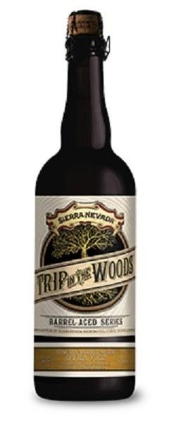 Sierra Nevada 'Trip In The Woods' Tequila Barrel Aged Otra Vez 750ML