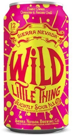 Sierra Nevada Wild Little Thing Can 355ML