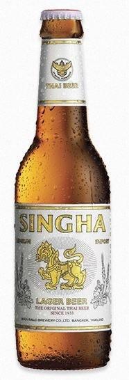Singha 24x330ML