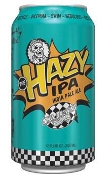 Ska Brewing Hazy IPA Can 355ML