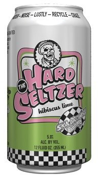 Ska Brewing Hard Seltzer Hibiscus Lime Can 355ML