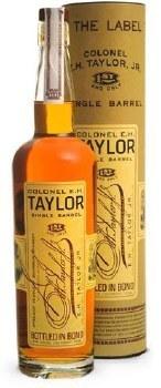 E.H Taylor Jr. Single Barrel 750ML