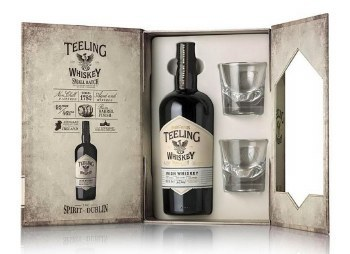 Teeling Small Batch Gift Pack With 2 Glasses 700ML