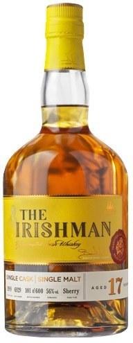 The Irishman 17 Year Old Single Cask Single Malt 700ML
