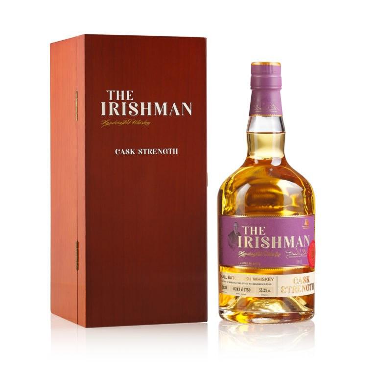 The Irishman Cask Strength 2020 700ML