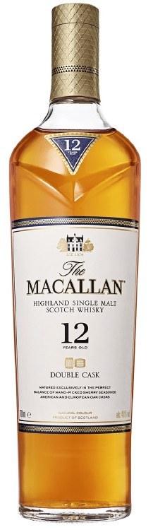 The Macallan 12 YO Sherry Oak