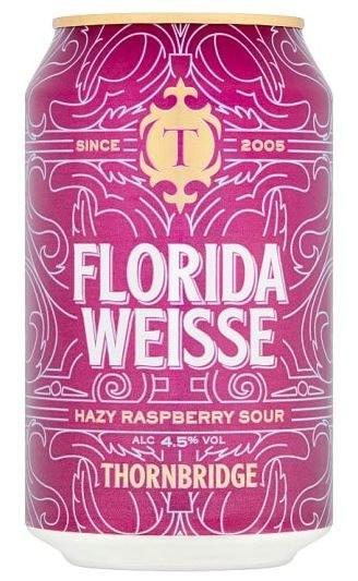Thornbridge Florida Weisse Can 330ML