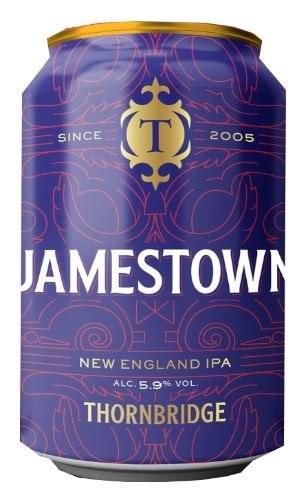 Thornbridge Jamestown Can 330ML
