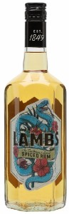 Lamb's Spiced Rum 700ML