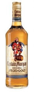 Captain Morgans Original Spiced Rum 700ML