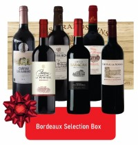 Bordeaux Box of Six Wines