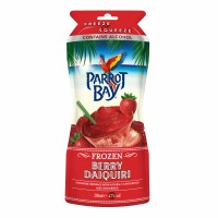 Parrot Bay Frozen Berry Dacquiri Pouch 9 x250ML