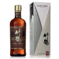 Nikka Taketsuru Pure Malt 12 Year Old 700ML