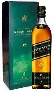 Johnnie Walker Green Label 15 Year Old 700ML
