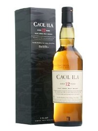 Caol Ila 12 Year Old 700ML