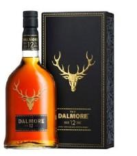 Dalmore 12 Year Old Single Malt 700ML