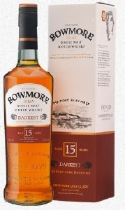 Bomore 15 Year Old Darkest 700ML