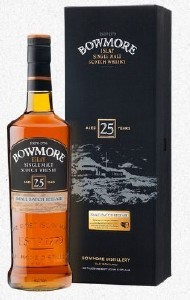 Bowmore 25 Year Old Small Batch Release 700ML