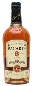 Bacardi 8 Year Old 700ml