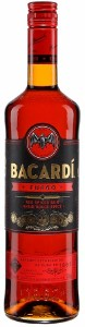 Bacardi Carta Fuego 700ML