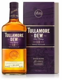 Tullamore D.E.W. 12 Year Old Special Reserve 700ML
