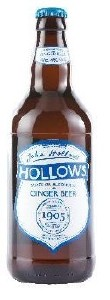 Hollows Ginger Beer 8x500ML
