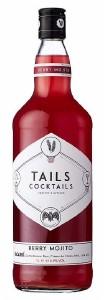 Tails Classic Berry Mojito 1L