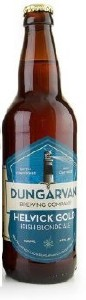 Dungarvan Brewing Helvick Gold Blonde Ale 500ML