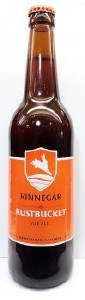 Kinnegar Brewing Rustbucket Rye Ale 500ML