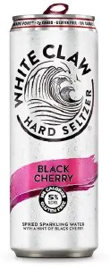 White Claw Hard Seltzer Black Cherry 330ML