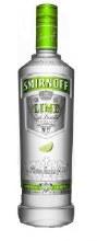 SMIRNOFF LIME 700ML