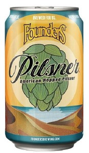 Founders Pilsner Can 355ML