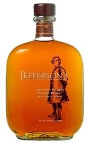 Jefferson's Small Batch Bourbon 700ML