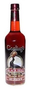Goslings Black Seal 151 Proof Rum 700ML