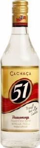 Cachaca 51 700ML