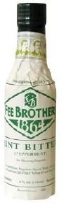 Fee Brothers Mint Bitters 150ML